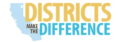 Districts Make the Difference Logo